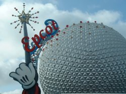 my photo of epcot