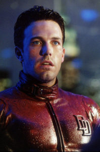 Ben Affleck in tight leather