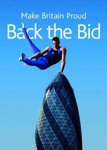 Back The Bid Poster