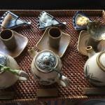 Silent Tea Shop